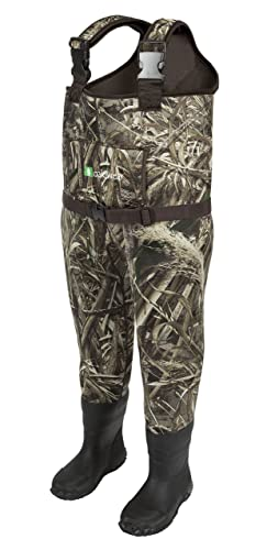 Oakwear Waterproof Fishing Waders for Toddlers and Children