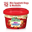 Chef Boyardee Mini-Bites Spaghetti Rings & Meatballs