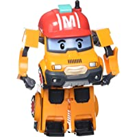 Robocar Poli - 83307 - V?hicule Transformable Mark - Orange