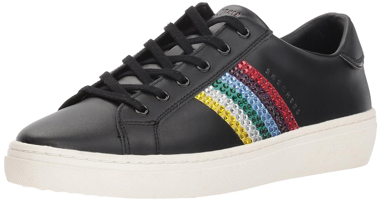Skechers Women's Goldie-Rainbow Sneaker B07822VWH5 8.5 B(M) US|Black