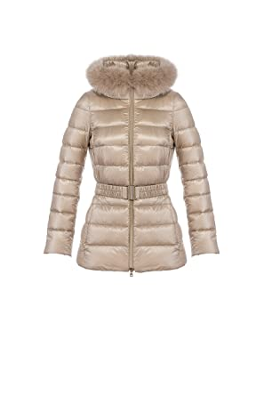 fur hood puffer jacket - Grey Herno Sast Cheap Price Amazon Cheap Online pBXldCrR