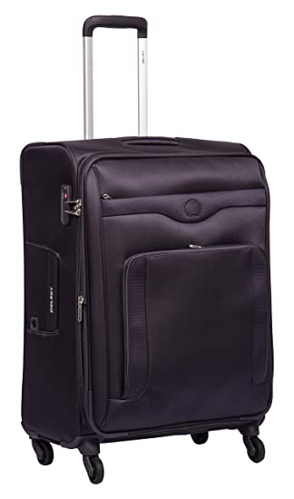DELSEY Paris Baikal Maleta, 64 cm, 79 Liters, Negro (Anthracite): Amazon.es: Equipaje