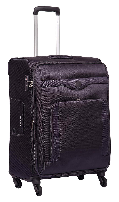 Delsey Paris Baikalスーツケース、64 cm、79 L、無煙炭 B07F41WF8M
