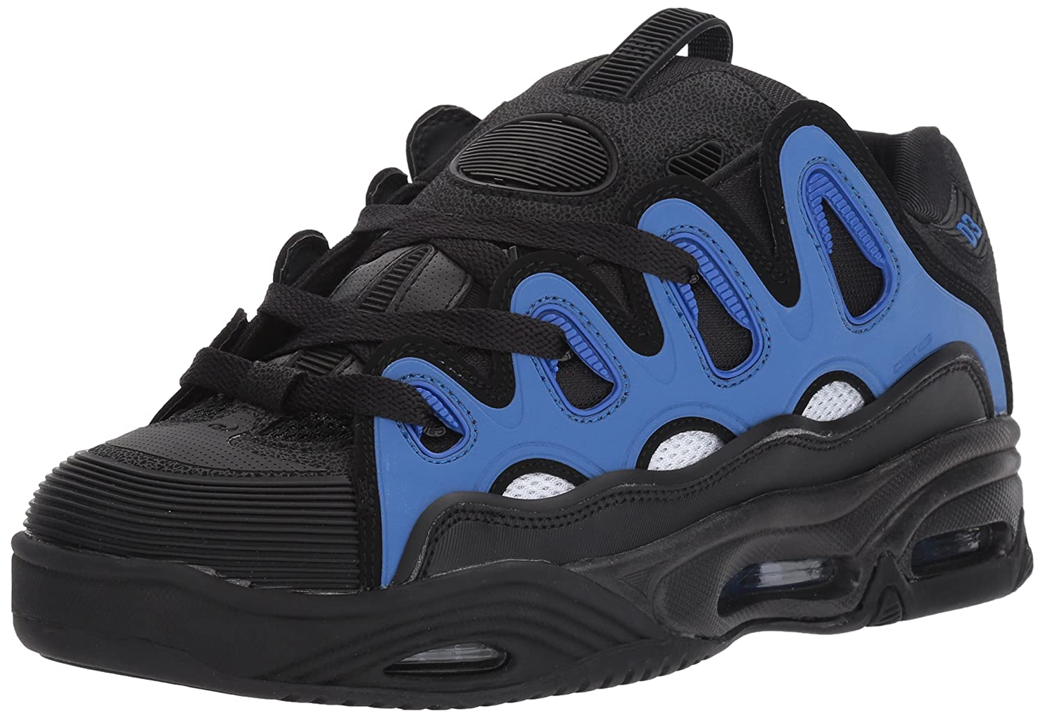 Osiris D3 2001 スケートシューズ メンズ B01HZ5UUKM 6 D(M) US Black/White/Royal