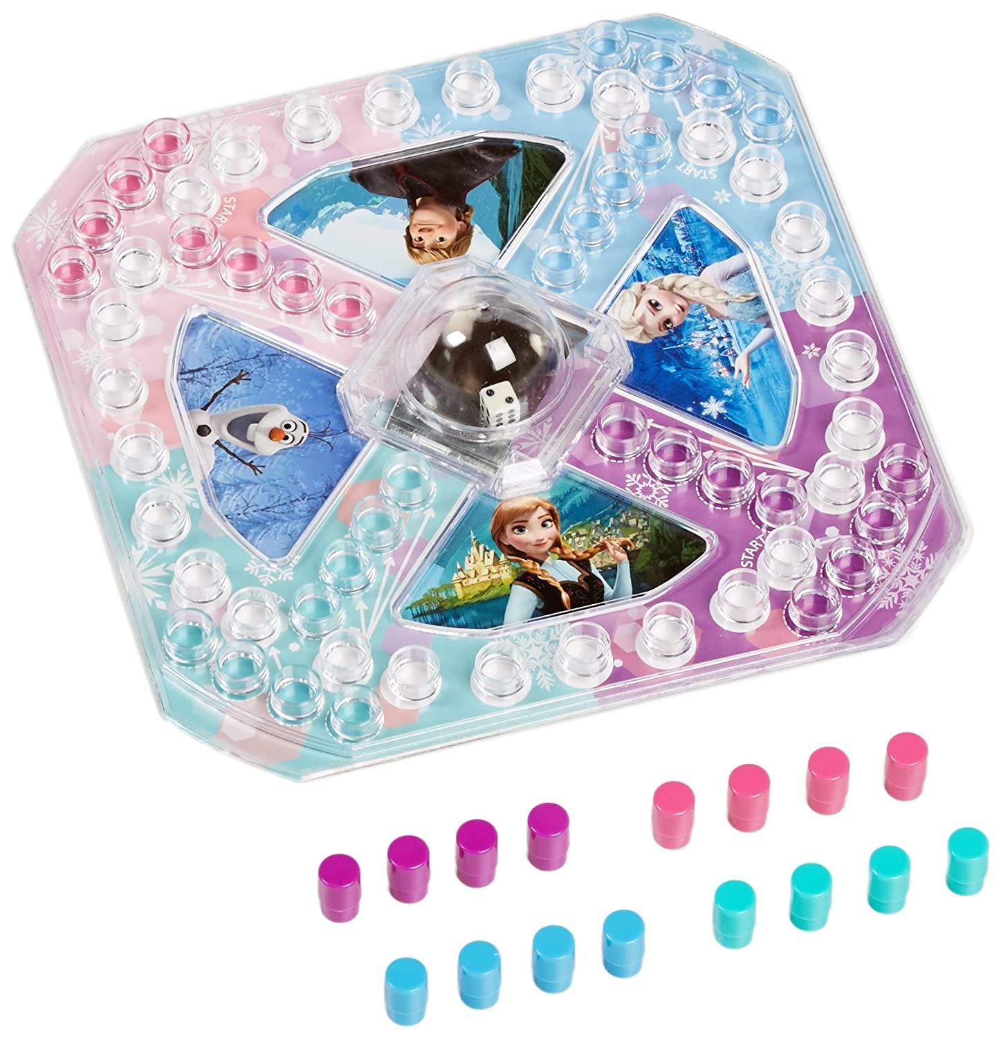 Disney Frozen Pop Up Board Game Styles Will Vary Cardinal Industries 6029920