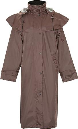 Champion Ladies Sandringham Full Length Waterproof Coat with Detachable Hood