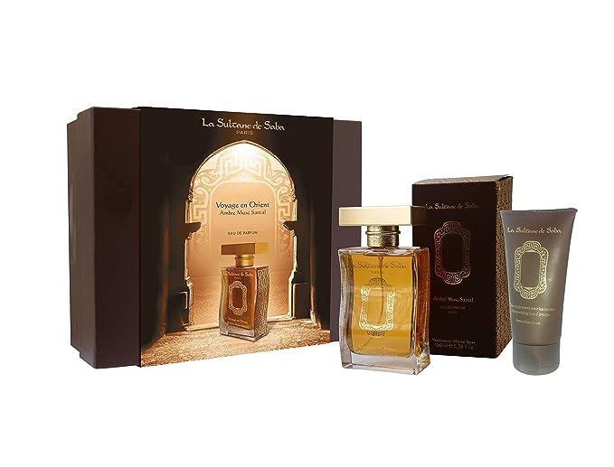 La Sultane de Saba - Estuche perfume ámbar almizcle sándalo ...