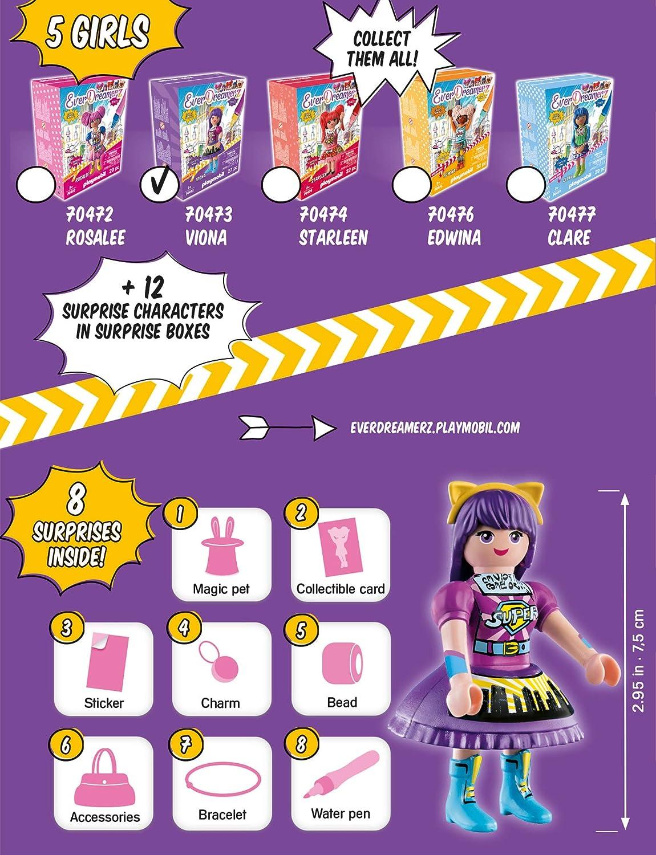 Starleen Comic World Playmobil Everdreamerz 70474