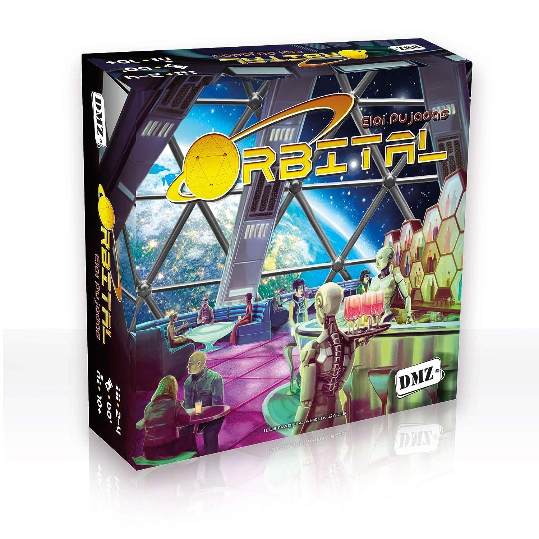 DMZ GAMES - Juego de Mesa Orbital: Amazon.es: Juguetes y juegos