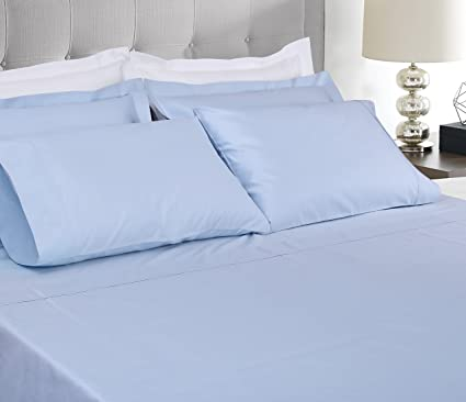 Amazoncom 400 Thread Count 100 ExtraLong Staple Cotton Sheet Set