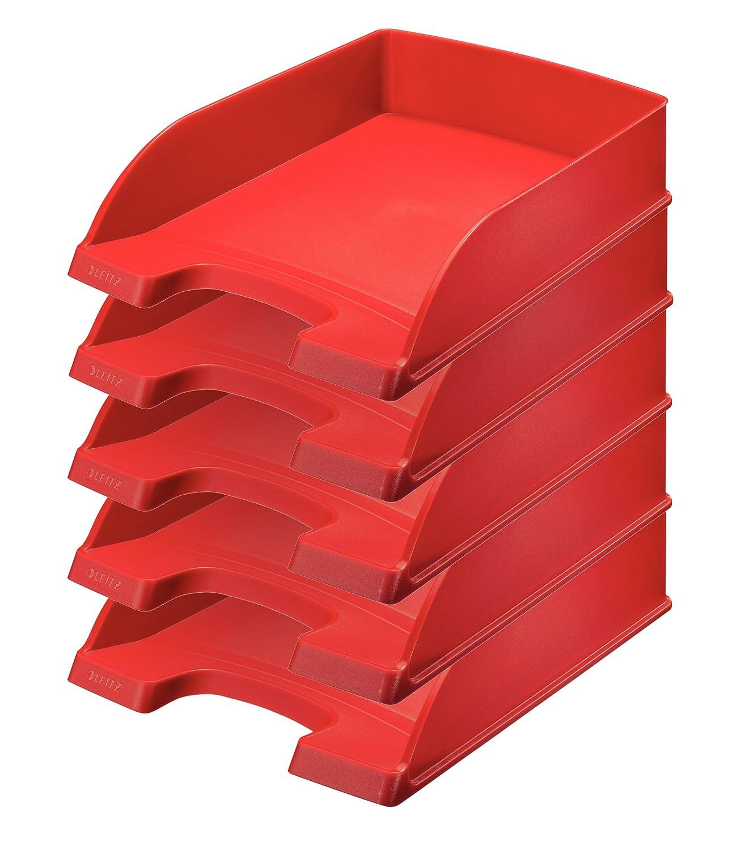 Esselte Leitz 52260002 - Cajón archivador A4 de plástico transparente: Amazon.es: Oficina y papelería