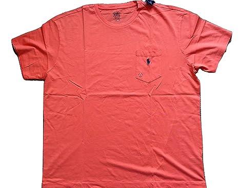 Polo Ralph Lauren - Camiseta - Cuello Redondo - para Hombre Orange ...