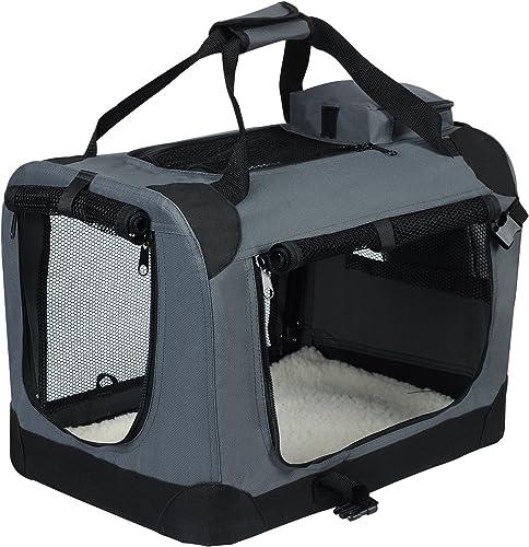EUGAD-Hundebox-Faltbar-von-S-bis-XXL