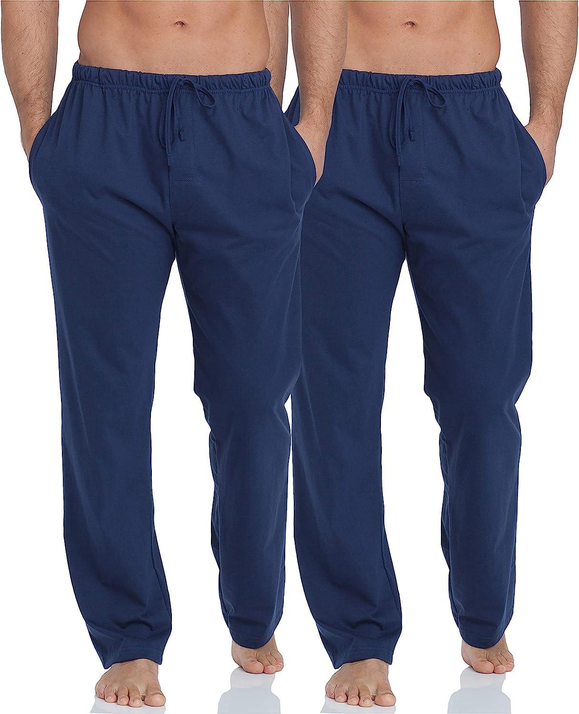 Timone Pantalones Largos de Pijamas 100% Algodón Hombre TPP-001: Amazon.es: Ropa y accesorios