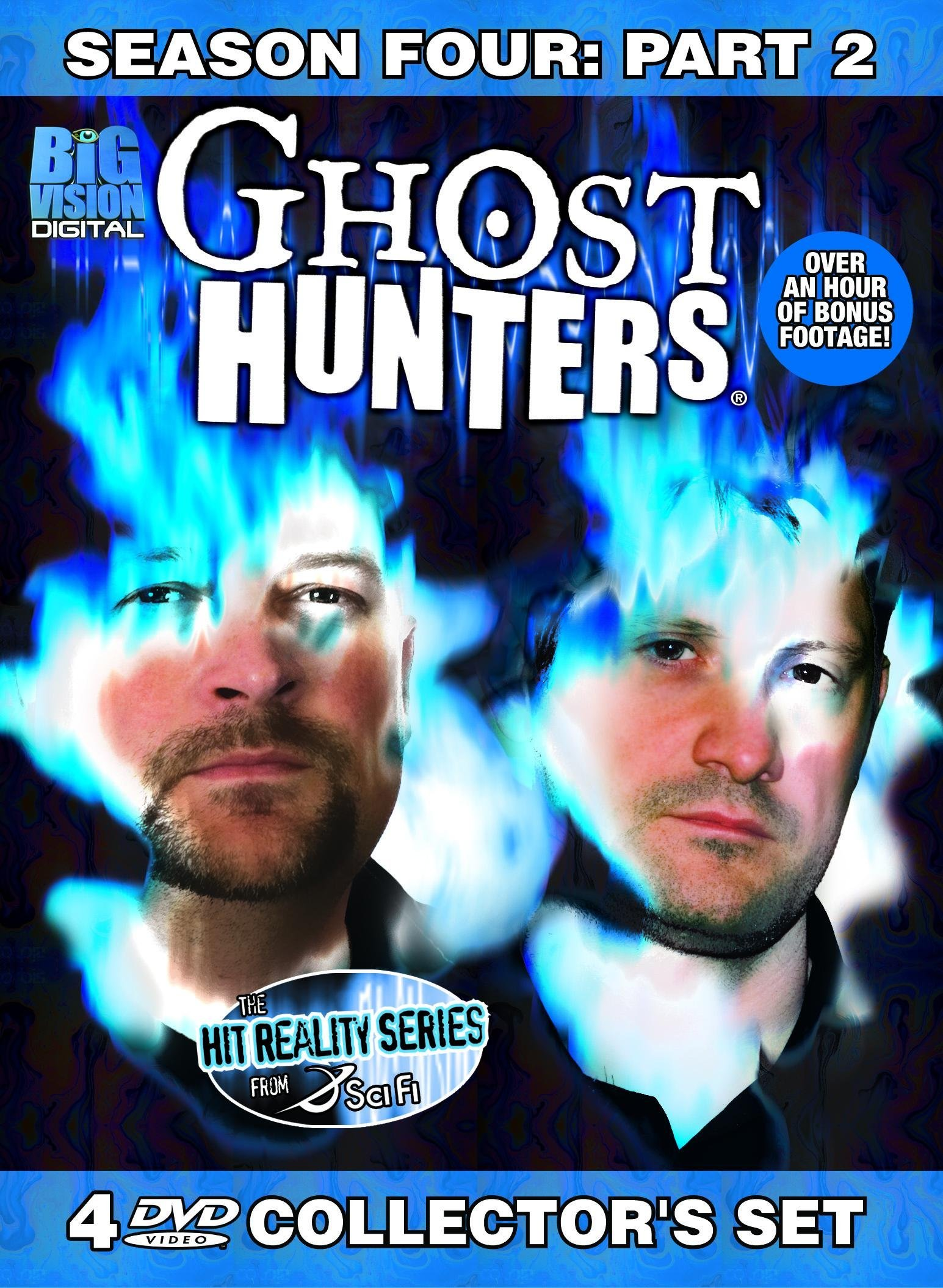 Ghost Hunters: Season 4, Part 2 by Big Vision