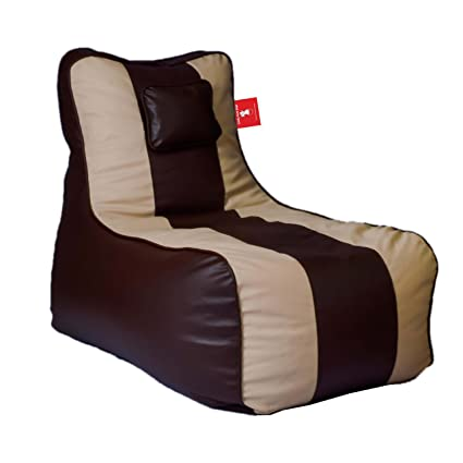 Comfy Bean Bags Bean Bag Lounger XXXL Bean Bag Without Fillers Cover Beauteous How To Make Bean Bags Without A Sewing Machine