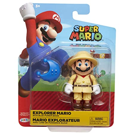 Nintendo- Figura, Multicolor (Jakks Pacific 72680)