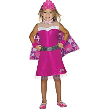 Barbie Princess Power Super Sparkle Costume Childs Small
