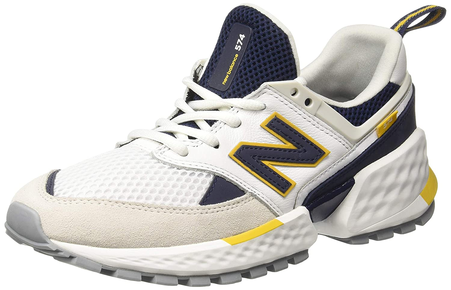 online store 1cd69 d2c2d New Balance 574 V2 Trainers Navy