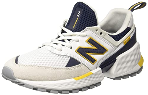 online store f1ef7 fb82a New Balance 574 V2 Trainers Navy