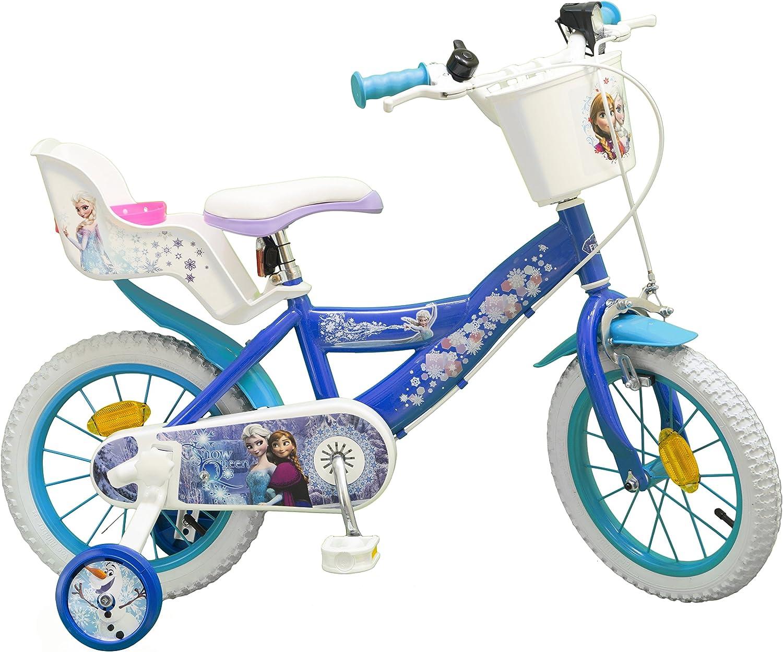 S.P.R. Bicicleta de Frozen, 35,56 cm: Amazon.es: Deportes y aire libre