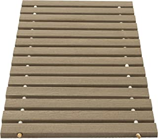 product image for Furniture Barn USA EverGrain Composite Decking Roll Up Walkway, Cape Cod Gray