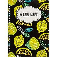 Woohoodesign 25687-46658 Bullet Journal (noktalı-dot) Defter Limon 02