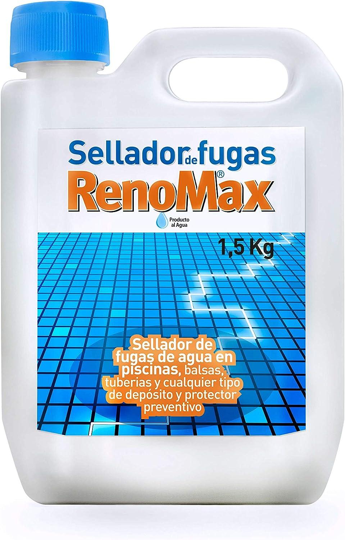 SELLADOR DE FUGAS DE AGUA PARA PISCINAS,BALSAS,TUBERIAS Y CUALQUIER DEPOSITO (3 kg)