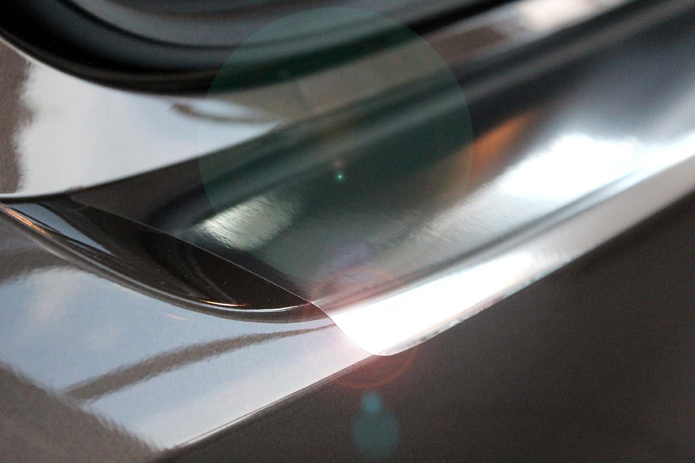 Lackschutzfolie Schutzfolie Ladekantenschutz 3D Carbon SCHWARZ und passgenau f/ür Fahrzeugmodell Siehe Beschreibung Lackschutz Autoschutzfolie passend