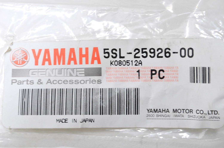 Yamaha 5SL-25926-00-00 Bolt; 5SL259260000 Made by Yamaha
