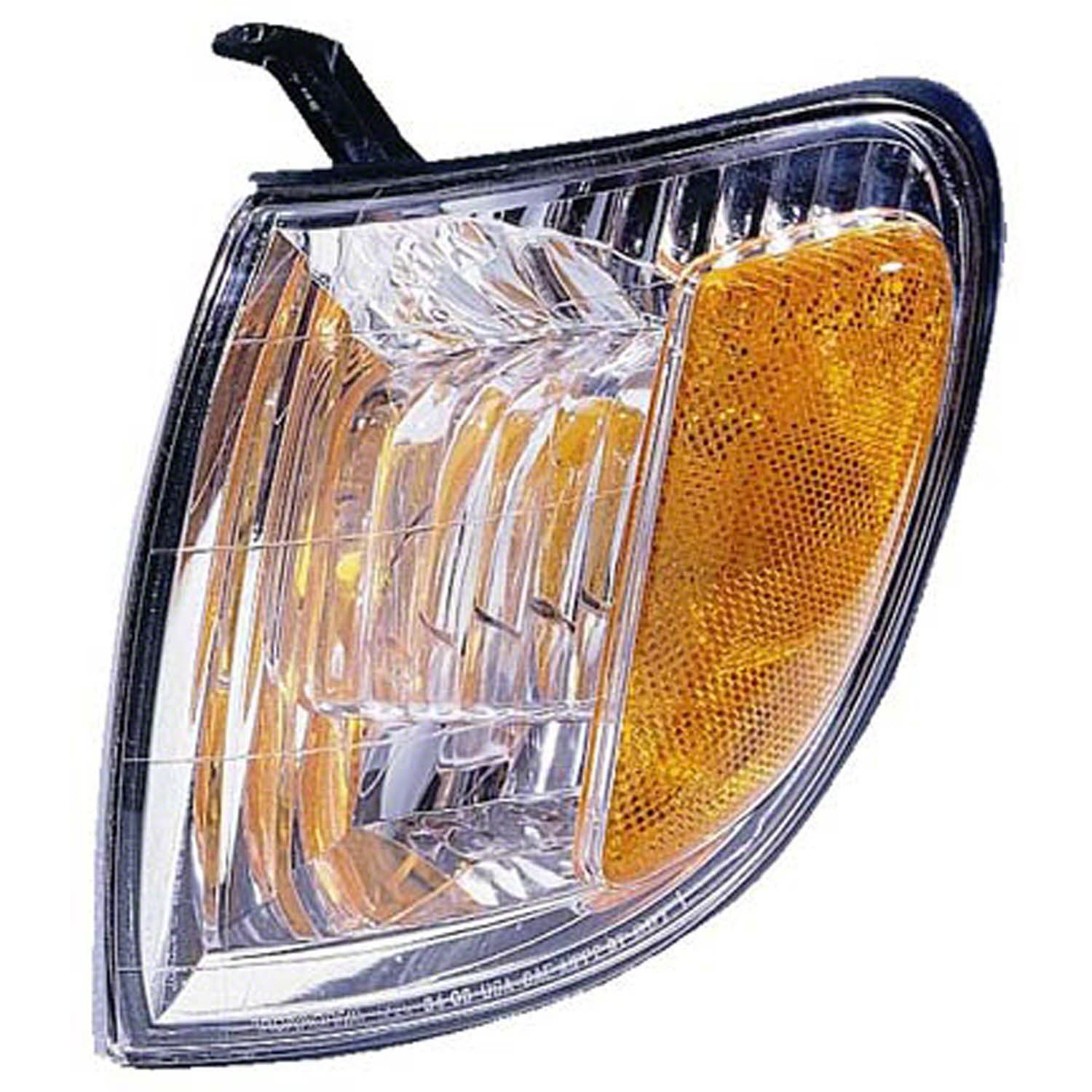 HEADLIGHTSDEPOT Signal Light Compatible with Toyota Tundra Front Left Driver Side Signal Light