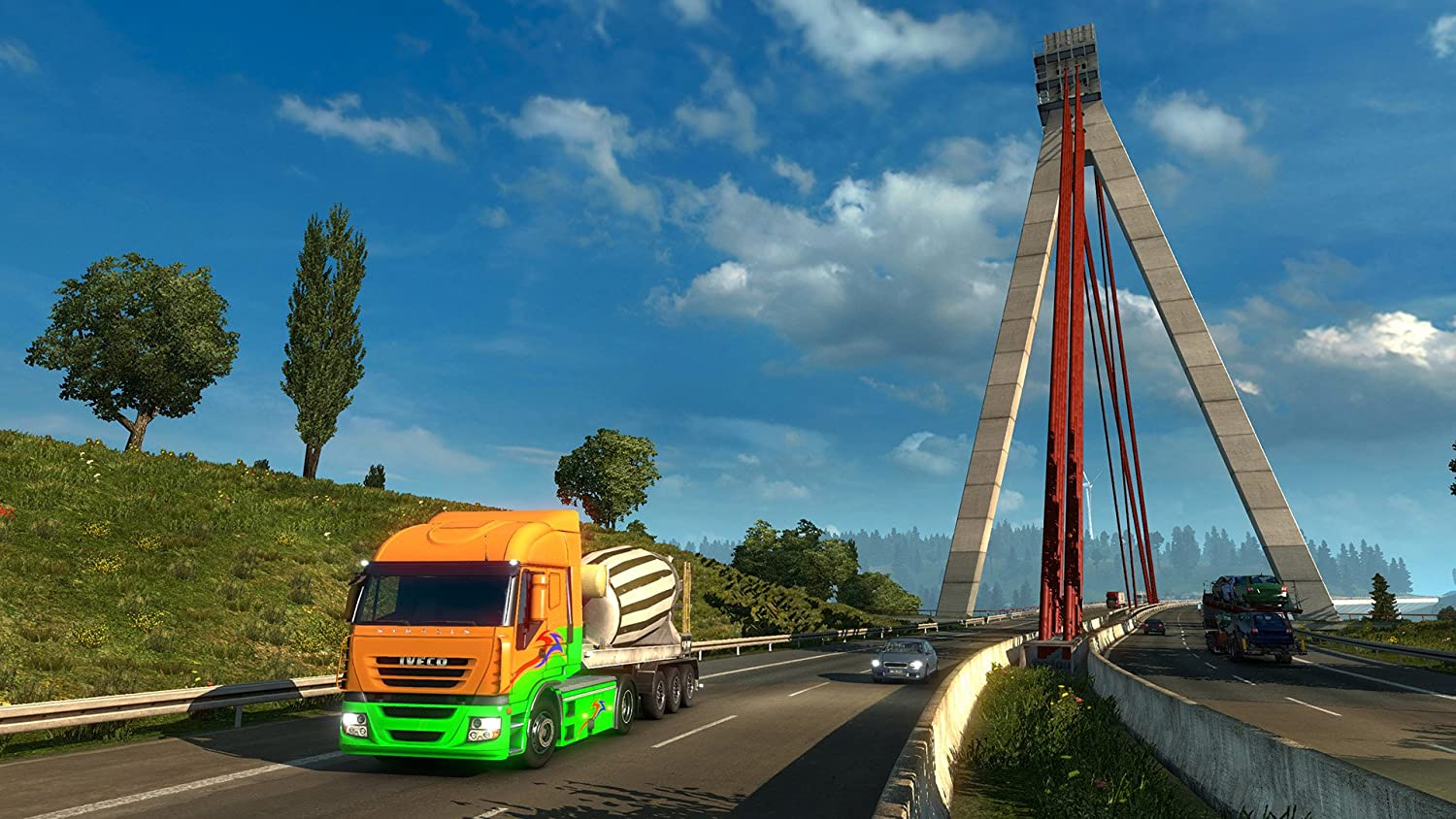 28位:SCS Software『Euro Truck Simulator 2』