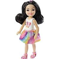 Barbie Chelsea Doll, Black Hair