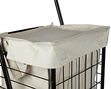 Amazon.com: Helping Hand Cart Liner (Linen, Small) - Designed for Pop n Shop Cart: Home Improvement