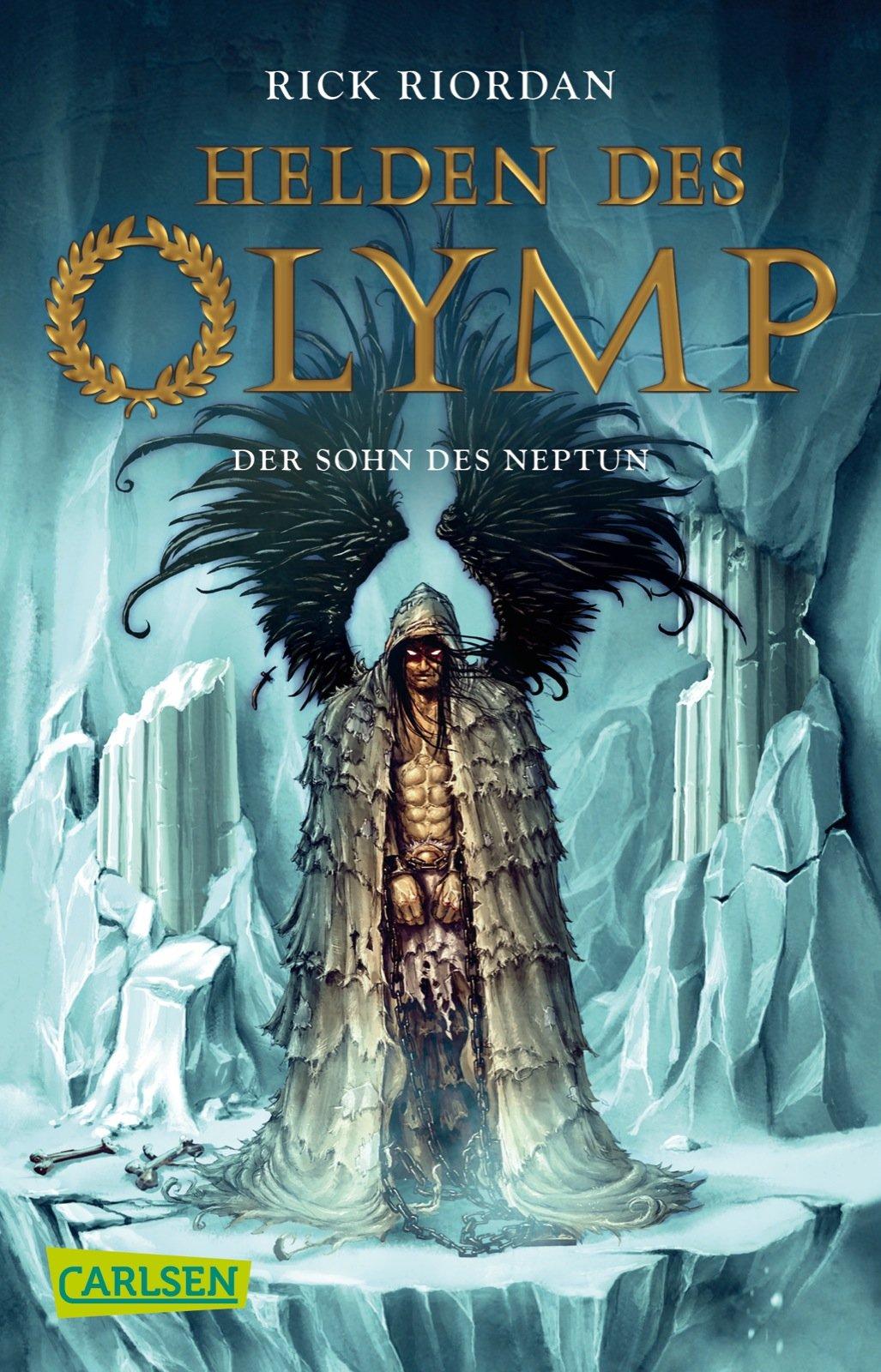 Helden des Olymp 2: Der Sohn des Neptun Taschenbuch – 21. November 2014 Rick Riordan Gabriele Haefs Carlsen 355131358X