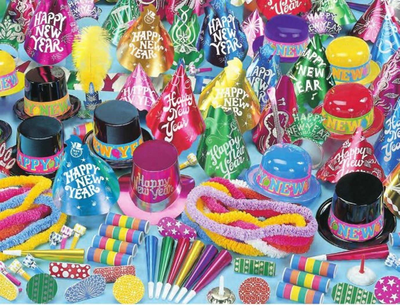 Mega Bonanza Party Kit for 100 Guests by Beistle