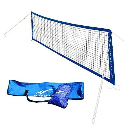 b83fa64f8 Amazon.com : Agora Soccer Tennis Net - 10'x3' : Sports & Outdoors