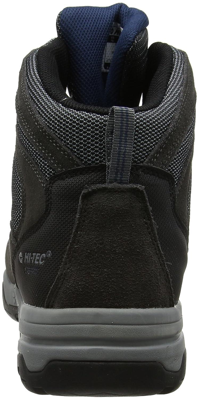 Grey SS19-8 Hi-Tec Storm WP Walking Boots