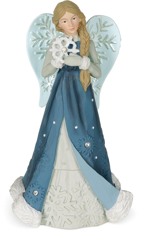 Figura Ángel de la Navidad-Invierno