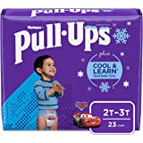 Pull-Ups Cool & Learn Boys' Training Pants, 2T-3T, 23 Ct