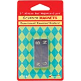 """Dowling Magnets DO-731012 Alnico Bar Magnets, 0.31"""" Height, 3.13"""" Wide, 5.38"""" Length (2 Pieces)"""