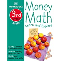 DK Workbooks: Money Math, Third Grade: Learn and Explore