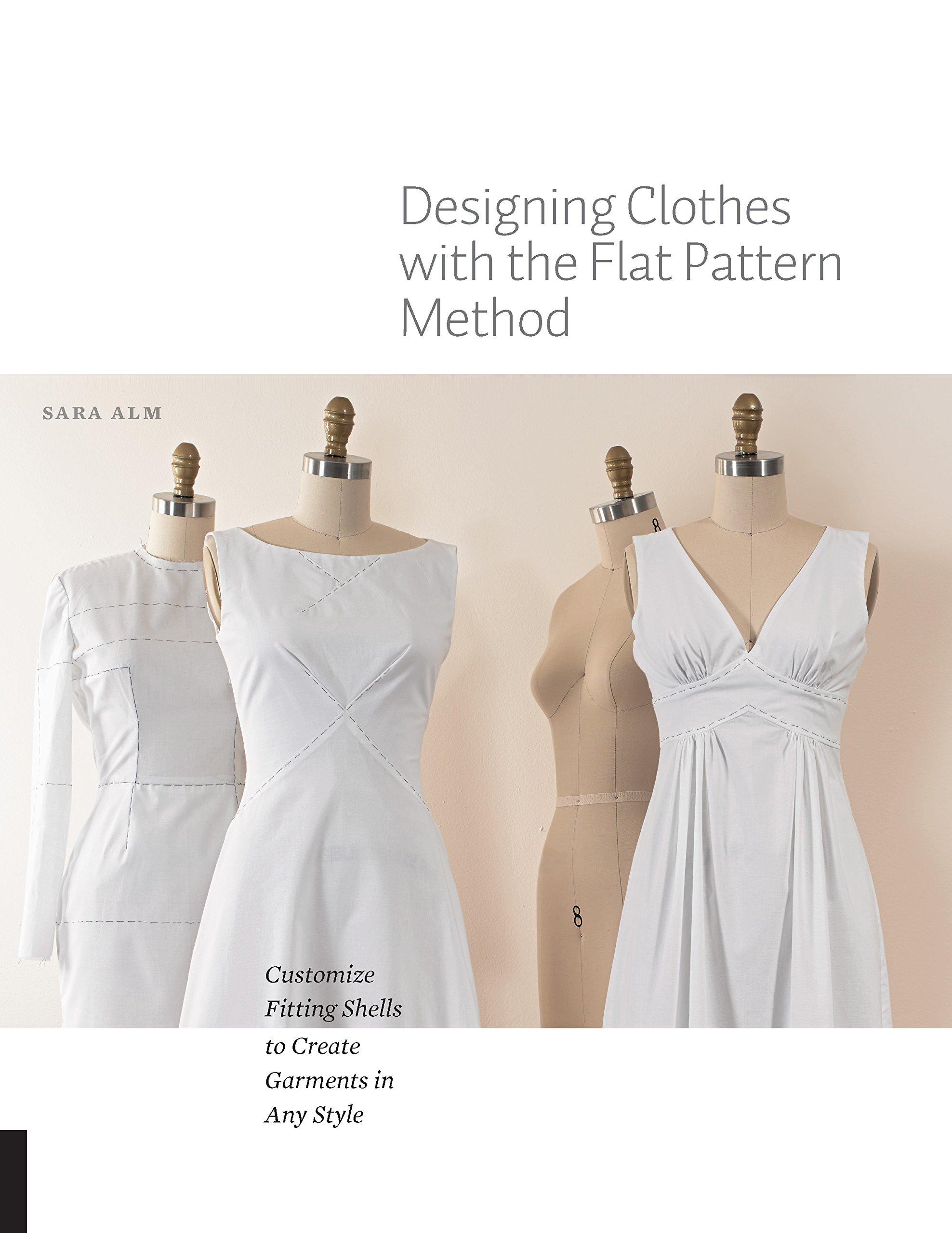 Designing Clothes Flat Pattern Method product image