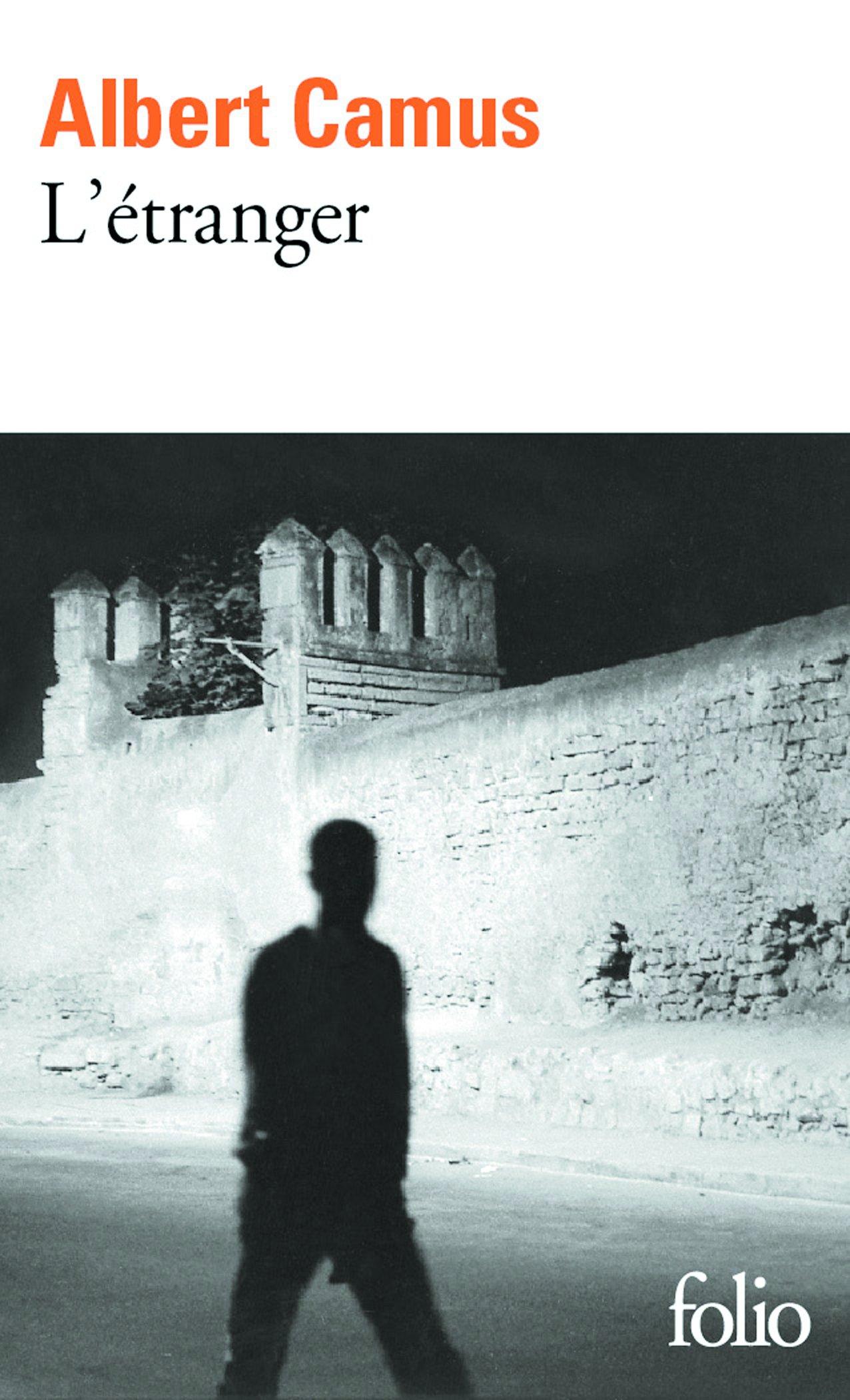 L'etranger (Folio): Amazon.co.uk: Albert Camus: 9782070360024: Books