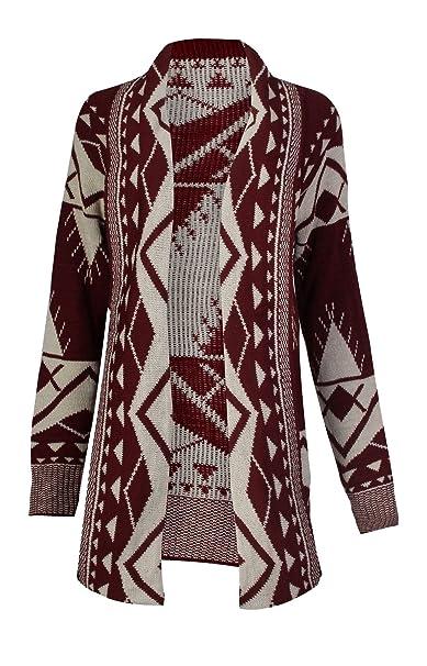 20843e2c392f Fast Fashion Chaqueta de punto para mujer