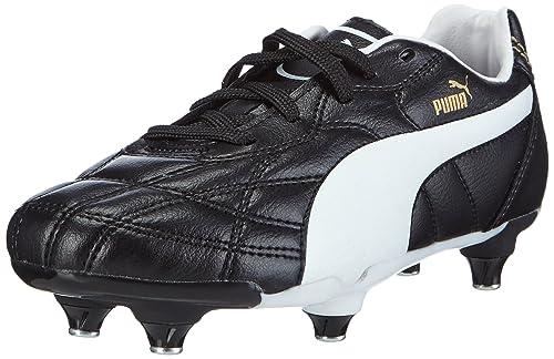 afdb48e3634 Puma Unisex Kids' Classico Sg Jr Football Boots  Amazon.co.uk  Shoes ...