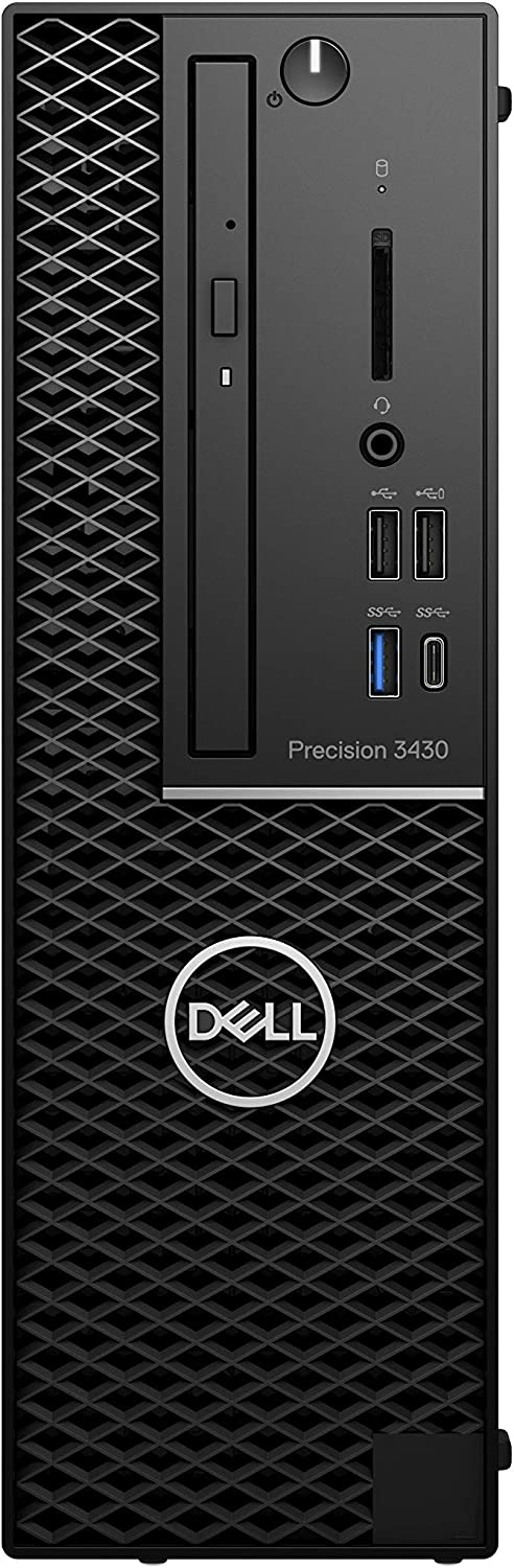 Dell PC Precision T3430 SFF XEON W10P SV IXEON E-2174G,16GB,256GB SSD,WX 4100,1Y PS NBD