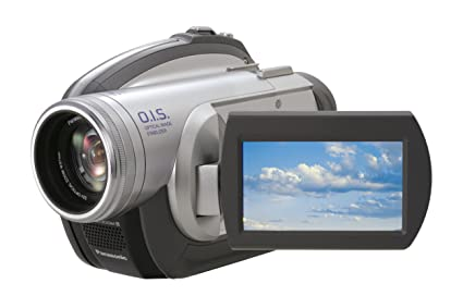 amazon com panasonic vdr d210 dvd camcorder with 32x optical image rh amazon com Panasonic Viera Manual Panasonic Cordless Phones