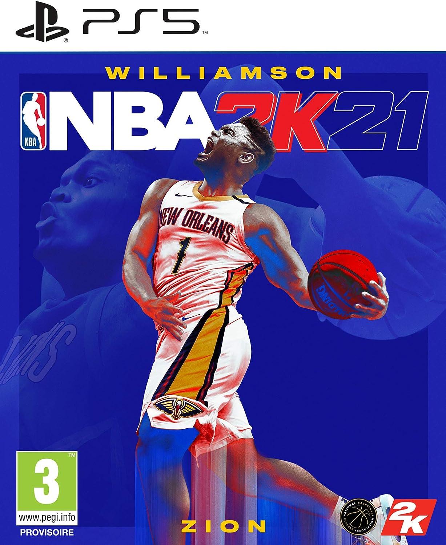 PS5 NBA 2K21 en promotion