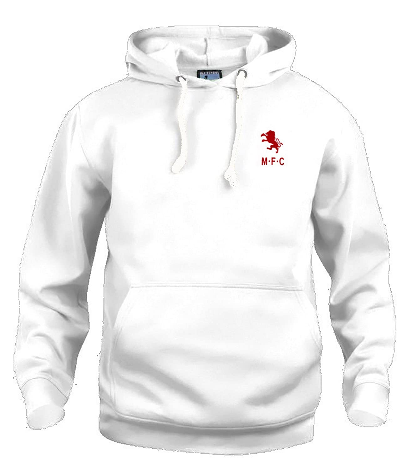 Middlesbrough 1970s Football Hoodie Sizes S-XXXL Embroidered Logo